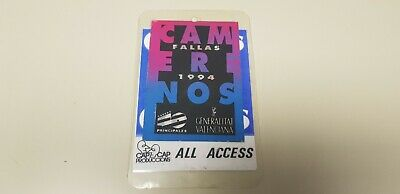 Jj-Backstage Gira Conciertos Celtas Cortos Europa 1994 All Access