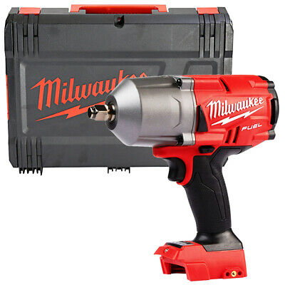 "Milwaukee M18FHIWF12-0 18V Fuel Gen 2 1/2"" High Torque Impact Wrench Body + Case"
