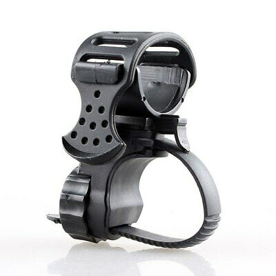 Metal Detector PIN POINTER Holder Flashlight Mount Metal Detecting Torch Clip