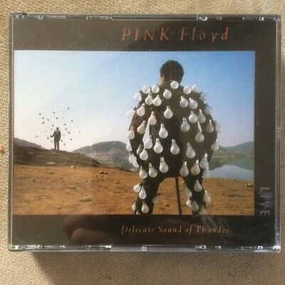 Pink Floyd ‎ 2xcd Delicate Sound Of Thunder - Live