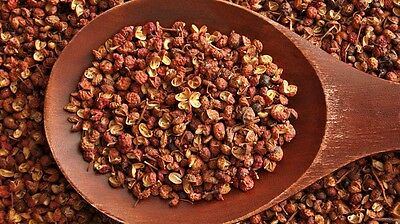 Red Sichuan  Pepper Szechuan Peppercorns, Whole Dried Sichuan Red Pepper