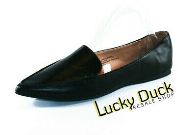 NEW A New Day 2018 Target Micah Pointed Toe Loafers Women's Black RN#17730 SZ 11