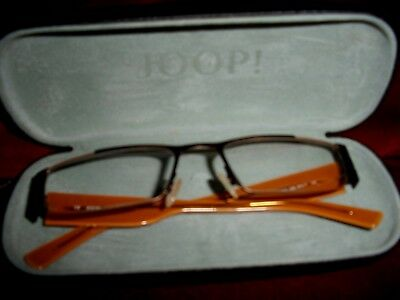Joop! specs with case, FMG, M29, hardly worn, good