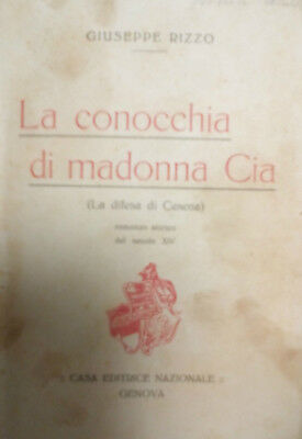 The Distaff of Madonna Cia (the Defense of Cesena) -g.rizzo-genova SD Years' 20