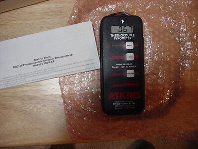 Atkins Digital Thermometer New -100 to + 1300 degrees