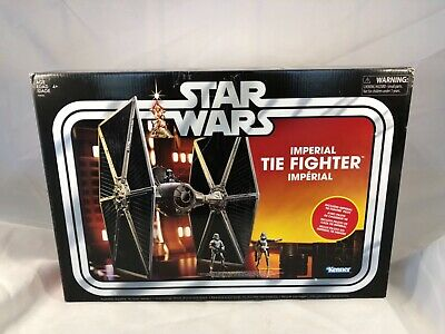 Star Wars Imperial Tie Fighter Vintage Collection by Kenner Disney Hasbro