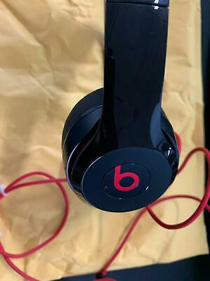 Beats by Dre Solo 3- Wired Headphone- Glossy Black- ENVELOPE PACKAGING