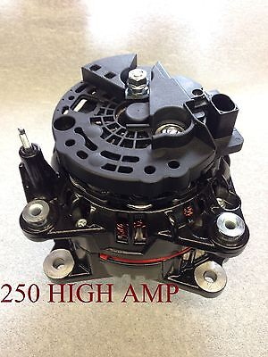 High OUTPU black ALTERNATOR 2006-1999 Volkswagen Golf 1.9L Beetle Jetta  Audi TT