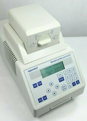 Eppendorf 5332 Mastercycler Personal PCR Thermal Cycler, Warranty!