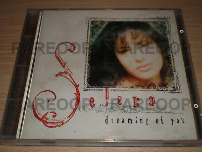 Dreaming of You by Selena Quintanilla (CD, 1995, EMI) MADE IN BRAZIL