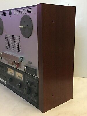 Seitenteile !!!!!! REVOX C270  STUDER Side panels