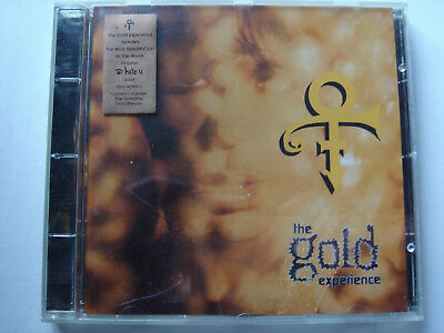 3034 Prince - The Gold Experience CD album