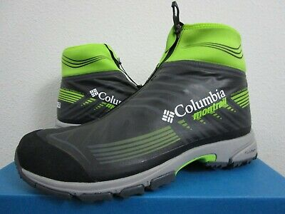 5d80dcb1cddd5 MENS COLUMBIA MONTRAIL Mountain Masochist IV Outdry Winter Running Shoes -  Black