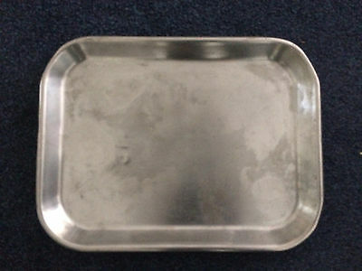 STAINLESS STEEL BAKING TRAY 325mm X 250mm X 20mm RESTAURANT CATERING HOTEL