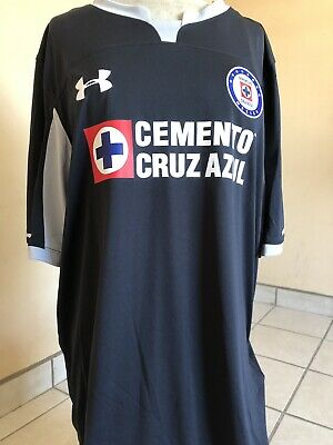 79a100cc663 CRUZ AZUL UNDER Armour Jersey 2018 19 Xl -  100.00