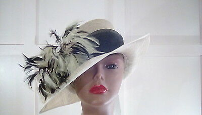 wedding races occasion hat michael h Gold