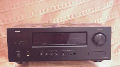 DENON AVR-1312 === 5.1ch/375w Home Theater Receiver w/ 3D-ready HDMI switching #