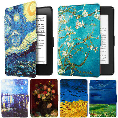 TNP Case for Kindle Paperwhite 10th Gen Great Wave Slim Light Smart Cover Sleeve with Auto Sleep Wake Compatible with  Kindle Paperwhite 2019 2020 Version 10 Generation 2018 Release