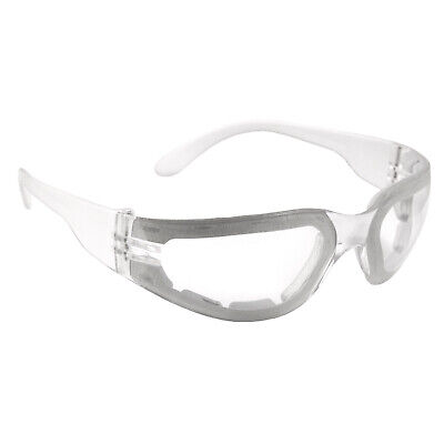 b581ec4d6 RADIANS RAD-APOCALYPSE SAFETY Glasses with Clear Anti-Fog Lens and ...