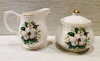 Fine English China, Staffordshire Collection, Bone China, Made In England, Cream
