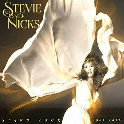 Stand Back 1981-2017 3CD by Stevie Nicks Audio CD Discs 3 Atlantic Catalog NEW