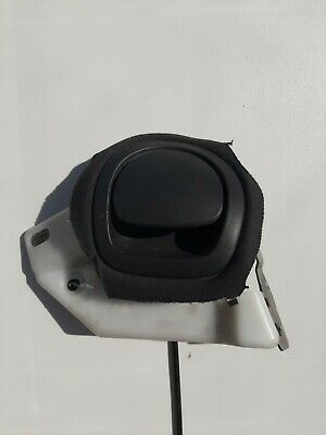 Renault Clio Mark 2 Drivers seat tilt handle including cable dark grey