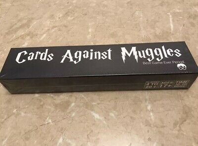 Cards Against Muggles, Excellent Party Board Game. BRAND NEW, UNOPENED