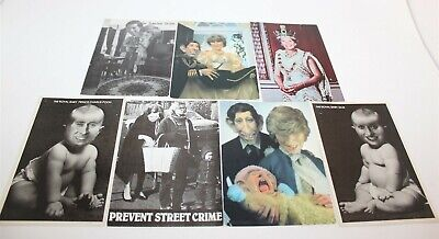 Royalty 1980's Royal Postcards Bundle Ephemera Novelty