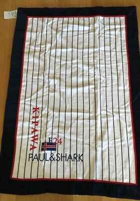 NEW Paul & Shark Yachting Asciugamano Beach Towel 100x150 KIPAWA