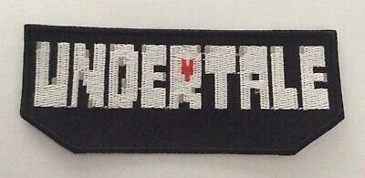 UNDERTALE  QUALITY  IRON ON PATCH  buy 2 get 1 free