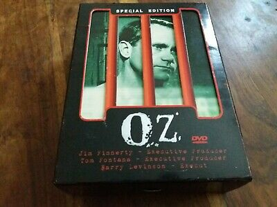 OZ Special Edition Complete Series Seasons 1 to 6  21 Disc R1 US DVD Boxset VGC