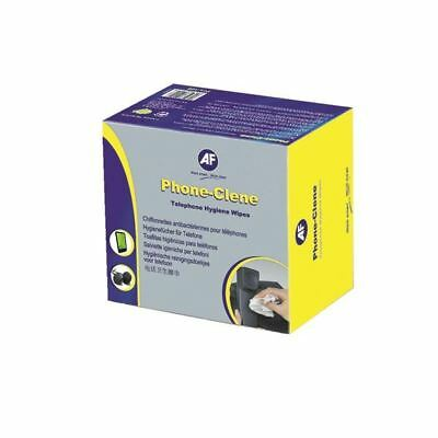 AF Phone-Clene Telephone Wipe Sachets (Pack of 100) APHC100 [AFI50012]