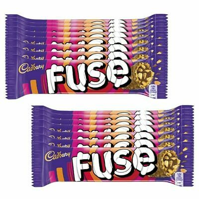 Chocolate Bar Cadbury Fuse 30g (Pack of 24) Kids Gift