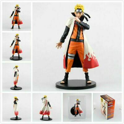 Naruto Shippuden Hokage Uzumaki Naruto Figure Anime Collection Model Toy Gift