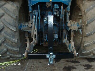 3 Point linkage tow hitch 3500kgs