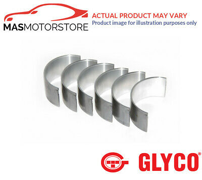 71-4573 025Mm Glyco Conrod Big End Bearings G Oversize 0.25Mm New Oe Replacement