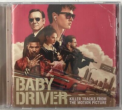 Baby Driver: Killer Tracks from the Motion Picture - Various (CD)New Sealed