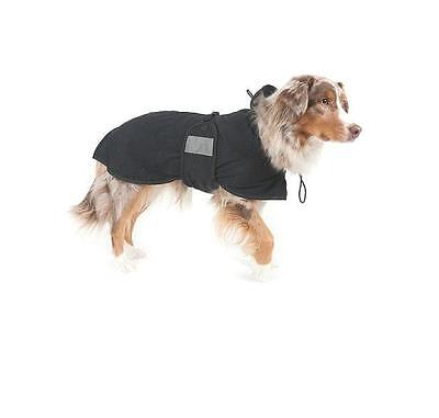 BLACK  BACK ON TRACK THERAPEUTIC DOG MESH SHEET S,M, L drug free pain relief