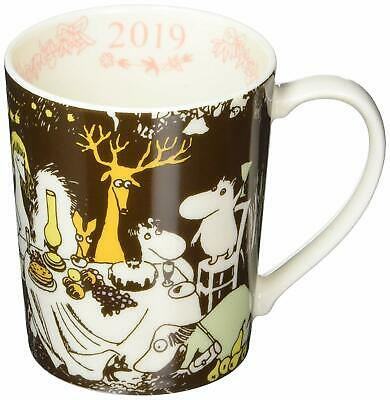 Moomin Valley Year Mug/ Cup 2019 Made in Japan 350ml New F/S w.tracking