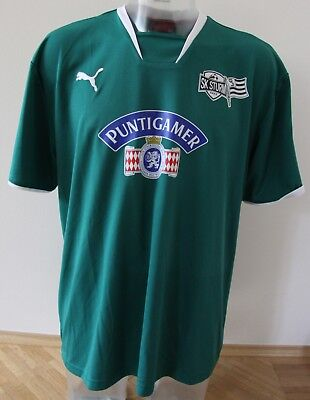 Sk Sturm Graz 2008 2009 Away Shirt By Puma Bnwt 24 99 Picclick Uk