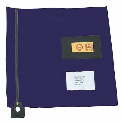 GoSecure Flat Mailing Pouch 355x381mm Blue CVF2 [VP99121]