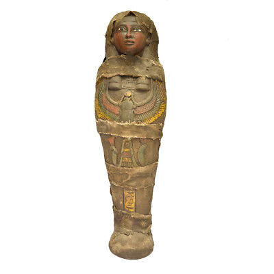 Limestone Ancient Egyptian Ushabti Statue reproduction