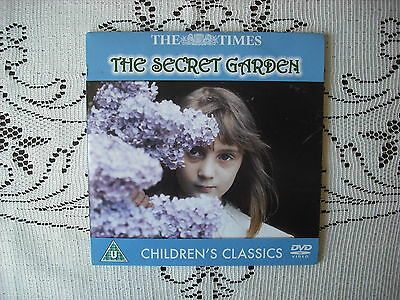 Times  Or D/Mail Promo Dvd -The Secret Garden  - Kids Just Love This One