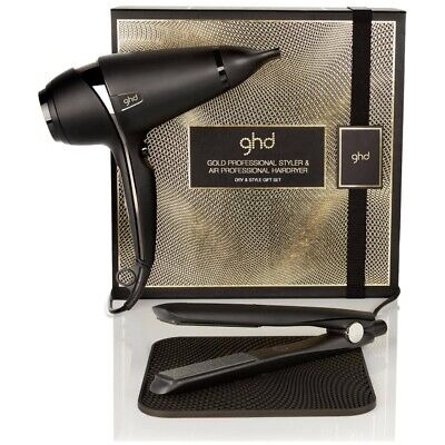 ghd Dry & Style Gift Set With ghd Gold Styler & Air Hairdryer UK