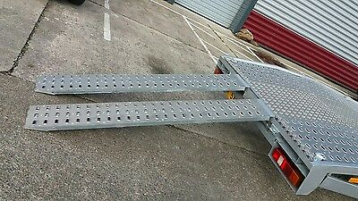 Loading Ramps Ramp for Recovery truck van NEW Alloy Decker up to 1600kg