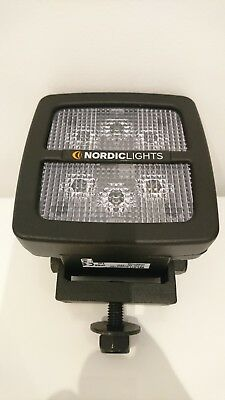 984-211 Scorpius LED Nordic Work Light, Nordic Lights,Nordiclights 12-24V DC 23W