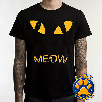 Cat Shirt Kitten Tee Pet Paws Cats Kittens Meow T-Shirt Nice!