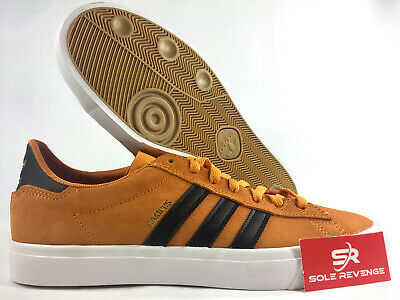 shades of most popular 2018 sneakers NEW ADIDAS CAMPUS VULC II SHOES CQ1079 Real Gold / Core ...