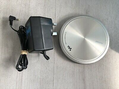 Sony D-Ej955 Personal Cd Player Walkman