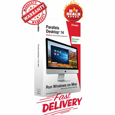 Parallels Desktop Business Edition 14 |Instant Delivery| For Mac Full Version|